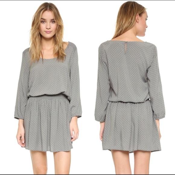 c3f7c3c395 NWT Soft Joie women s Star Zandi Dress Gray XS New.  M 5aef18023800c56aafae0aac
